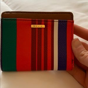 Relic Small Wallet